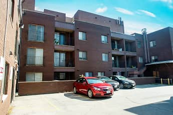 Building, 408 E. Green Apartments, 0