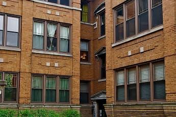 Building, 408-416 N. Taylor Avenue, 2