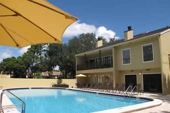 Pool, Park South At Deerwood, 1