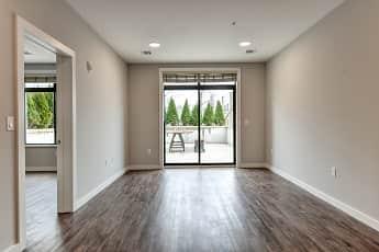 Living Room, Peninsula Terrace, 2