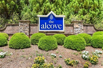 Community Signage, The Alcove, 2