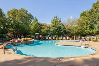 Pool, Village at Almand Creek Apartments, 0