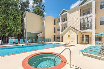 Pool, The Evergreens At Mahan, 1