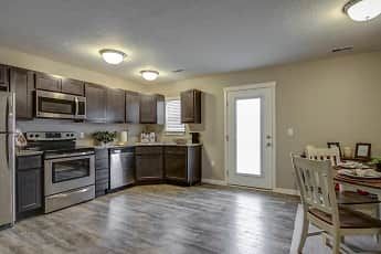 Kitchen, Timbercreek Townhomes, 0