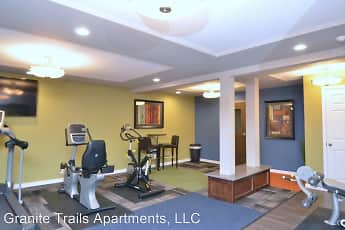 Fitness Weight Room, Granite Trails, 2