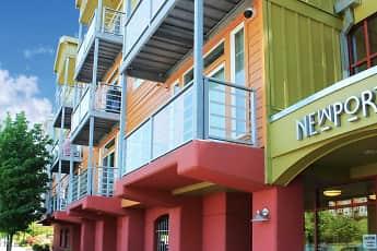 Community Signage, North Harbour Vista Apartment Homes, 1
