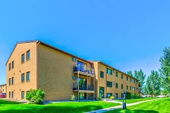 Building, Landeco Lane Apartments, 0