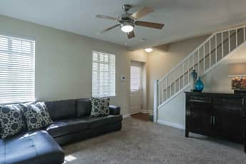 Living Room, Uptown Square, 1