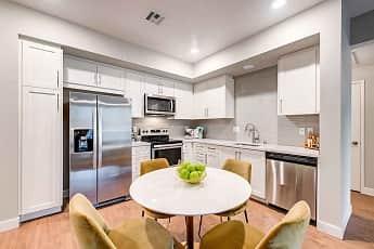 Kitchen, The Summit Apartments, 1