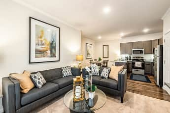 Living Room, Ardmore at the Trail, 0