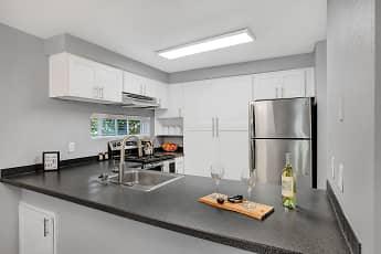 Kitchen, Park South, 0