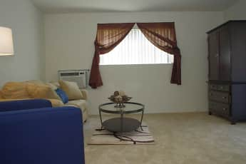 Living Room, Kingston Place Apartments, 0