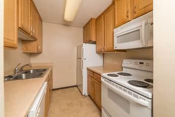 Kitchen, Shamrock Court, 0