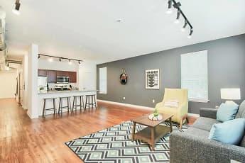 Living Room, 266 Lofts, 1