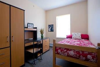 Bedroom, Broad Street Commons, 2