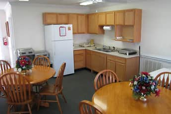 Dining Room, Palmetto's Way Apartments, 2