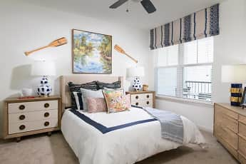 Bedroom, The Eddy at Riverview Landing, 0