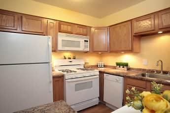 Kitchen, Apple Creek Townhomes, 0