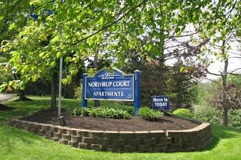 Community Signage, Northrup Court, 0