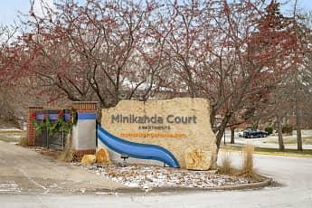 Community Signage, Minikahda Court Apartments, 2