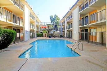 Pool, The Residences at Camelback West, 2