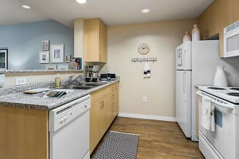 Kitchen, Avalon Del Mar Station, 1