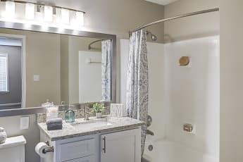 Bathroom, The Carlyle at Perimeter, 2