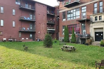 Building, Pottsville Apartments, 2