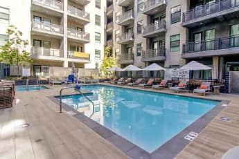 Pool, Vert Apartments, 0