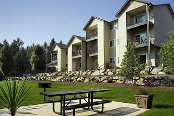 Building, Nisqually Ridge Apartments, 0
