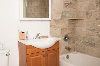 Bathroom, Berkeley Square Apartments, 2