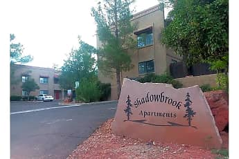 Community Signage, Shadowbrook Apartments, 0