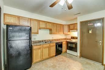 Kitchen, South View, 0