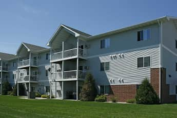 Building, Osgood Townsite Apartments and Townhomes, 0
