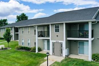 Building, Northridge Meadow Apartments, 0