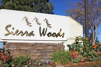 Community Signage, Sierra Woods, 0