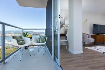 Patio / Deck, Panomar Apartments, 0