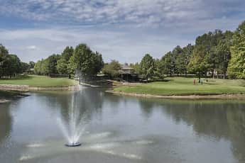 Lake, The Links at Jonesboro, 1