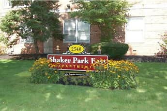 Community Signage, Shaker House/Shaker Park East/Cormere Apartments, 0