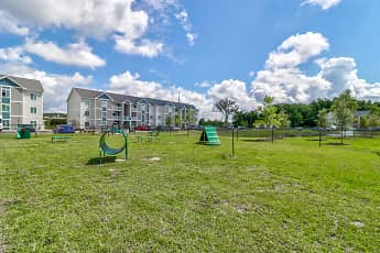 Recreation Area, Liberty Club Apartments, 2