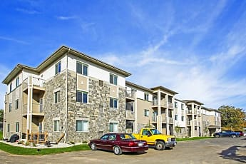 Building, North Towne Apartments, 0