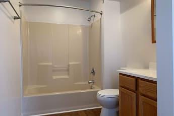 Bathroom, Heather Downs Apartments, 2