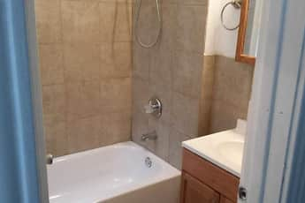 Bathroom, 8055 South Ada Street, 1