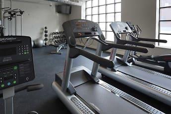 Fitness Weight Room, Crescendo, 2