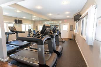 Fitness Weight Room, Burberry Place, 2