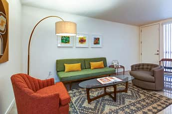 Living Room, DUO Apartments, 0