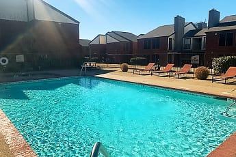 Pool, Rustic Oaks Apartments, 0