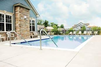Pool, North Ponds Apartments, 0