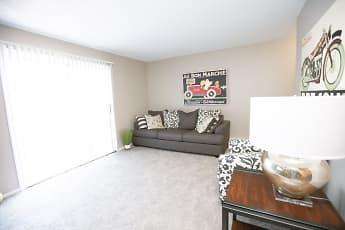 Living Room, Brandon Manor, 1