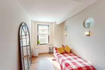 Bedroom, Edgar Apartments, 2